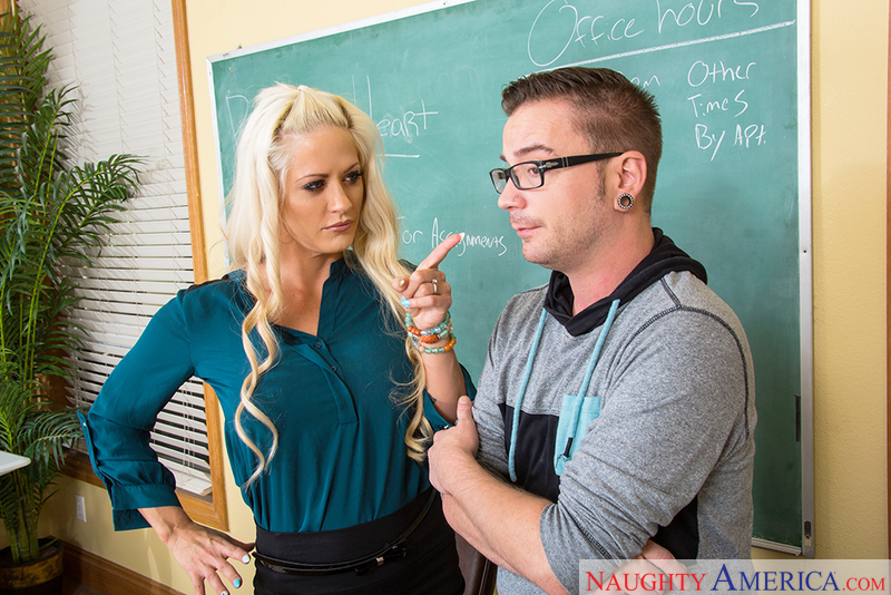 My First Sex Teacher - Holly Hea