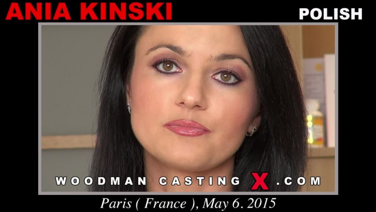 Ania Kinski casting
