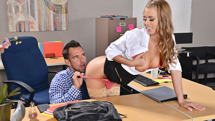 Naughty Office - Jill Kassidy