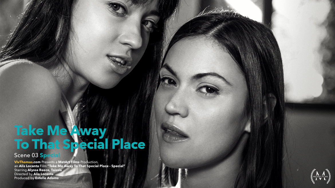 Take Me Away To That Special Place Episode 3 - Special Scène 1