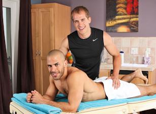 Massage Exchange Scène 1
