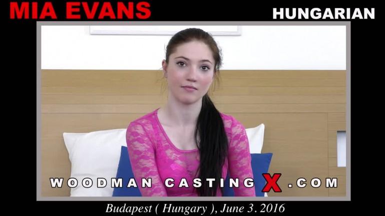 Mia Evans casting