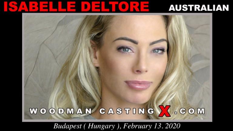 Isabelle Deltore casting