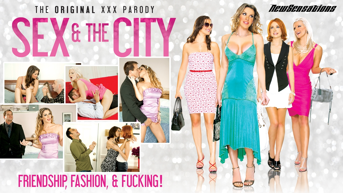 Sex & The City: A XXX Parody