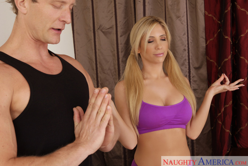 Naughty Athletics - Tasha Reign