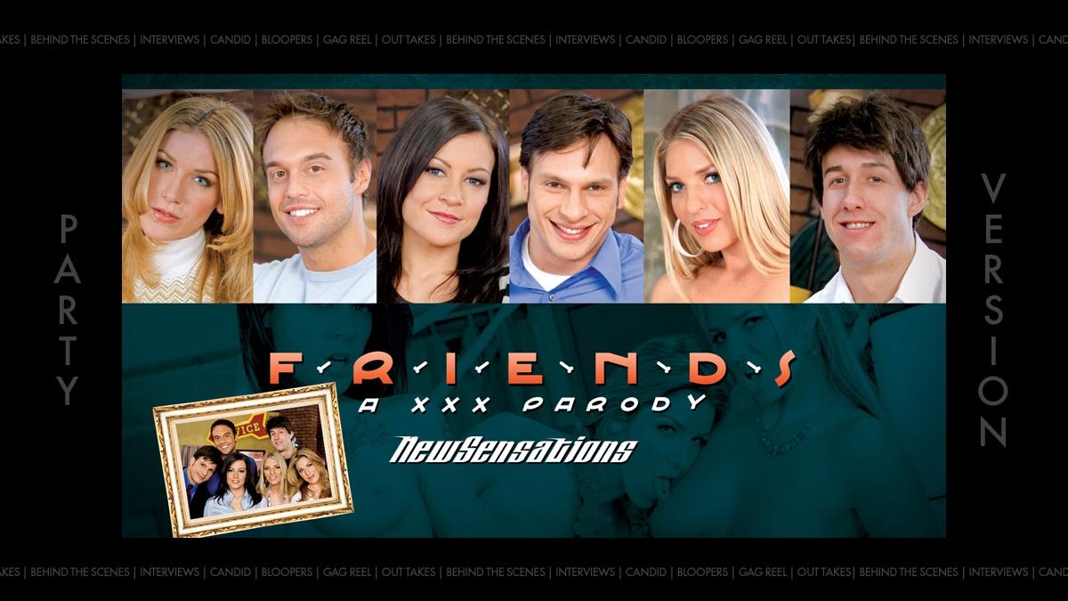 Friends - Party Version Scène 1