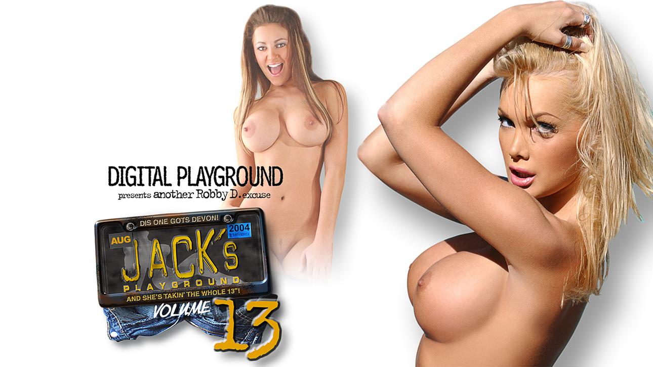 Jack's Playground 13 Scène 1