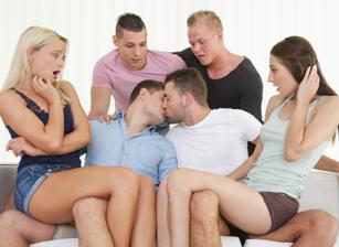 Let's Orgy! Scène 3