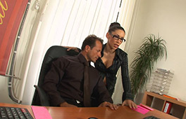 Anal Office Fun Szene 1