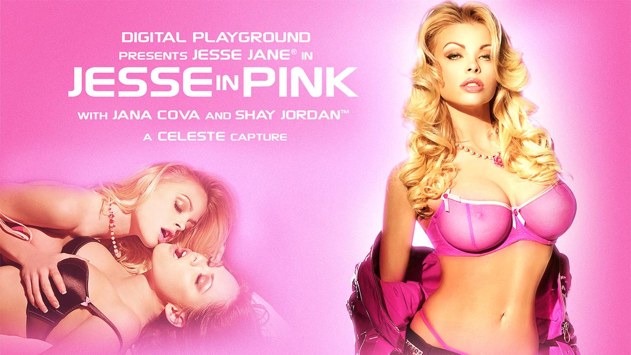 Jesse in Pink Scène 1