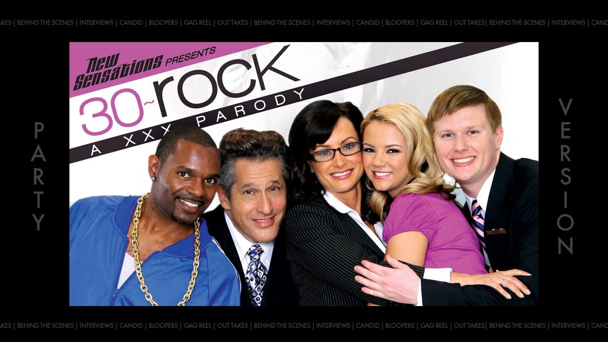 30 Rock - Party Version Scène 1