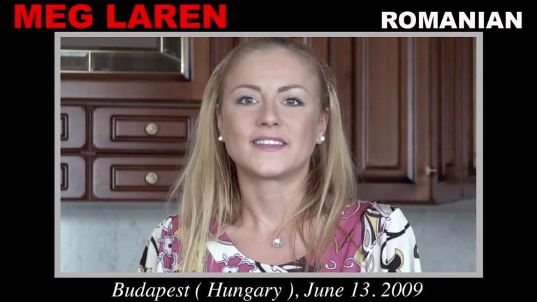 Meg Laren casting