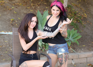 Tattooed Teens Are Sex Fiends
