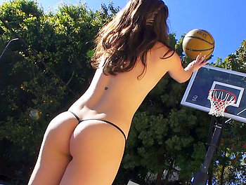 Basketball or Anal? .....hmmmm A