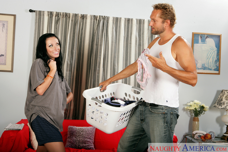Neighbor Affair - Nadia Nitro &