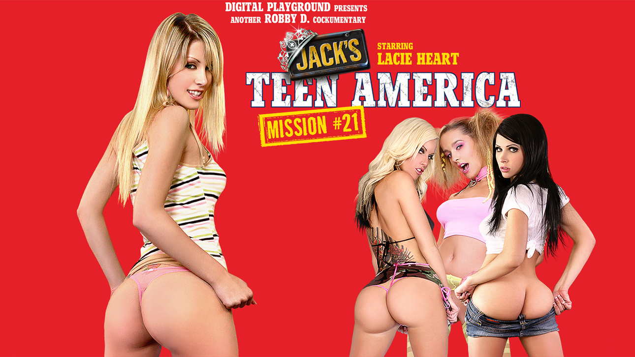 Jack's Teen America 21 Scène 1