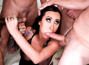 Lily Lane: Rude Blowbang, Glazed Donut Scena 4