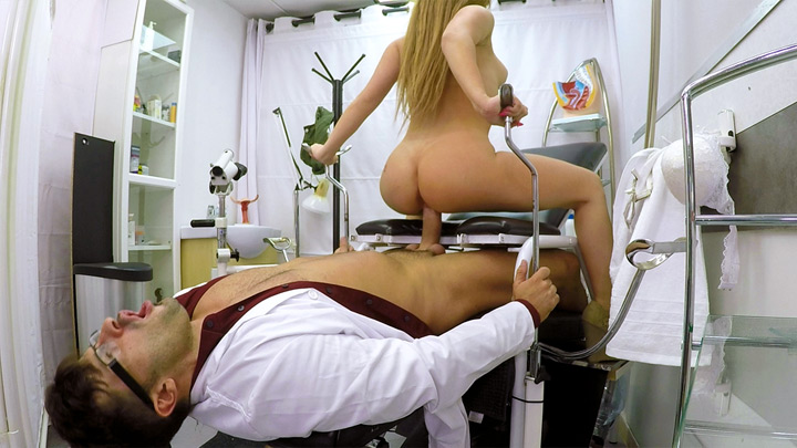 Cock therapy Scène 1
