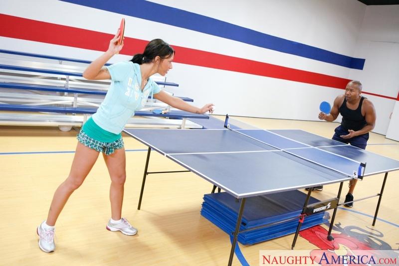 Naughty Athletics - Mya Nicole &