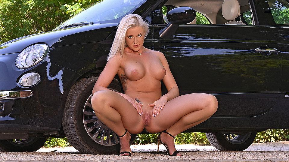 Curbside Strip Show