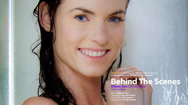 Behind The Scenes: Eileen Sue on