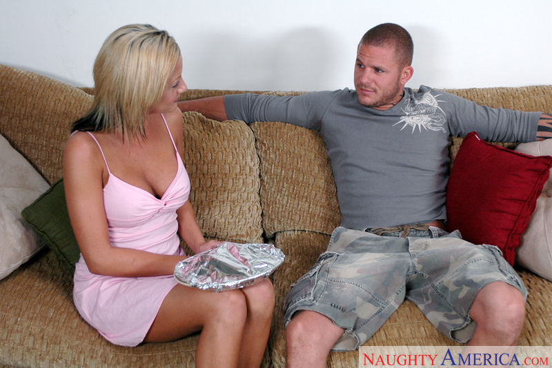Neighbor Affair - Sophia & Scott