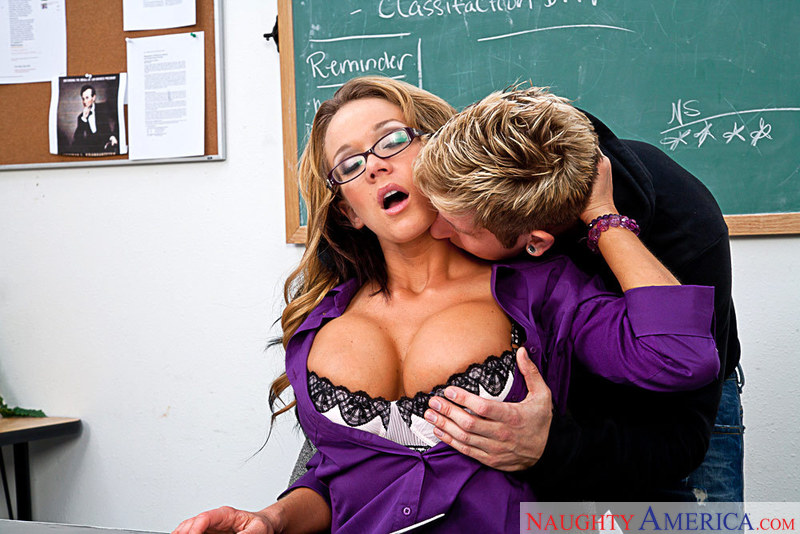 My First Sex Teacher - Nikki Sex