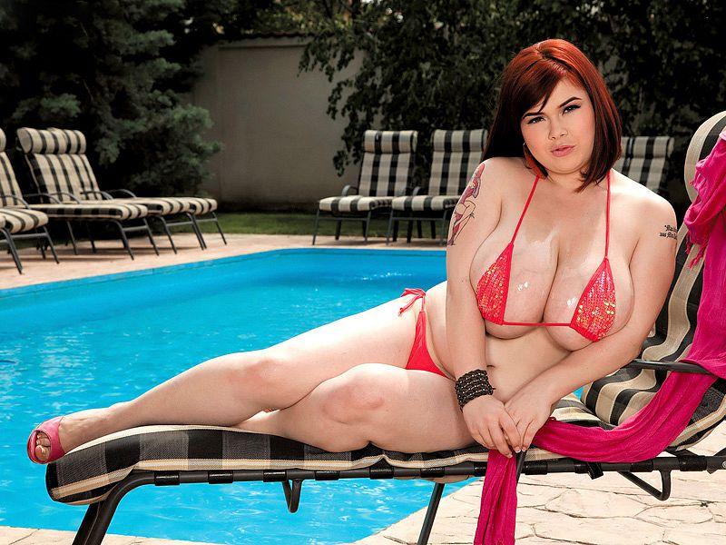 Roxanne Miller, bikini brickhous