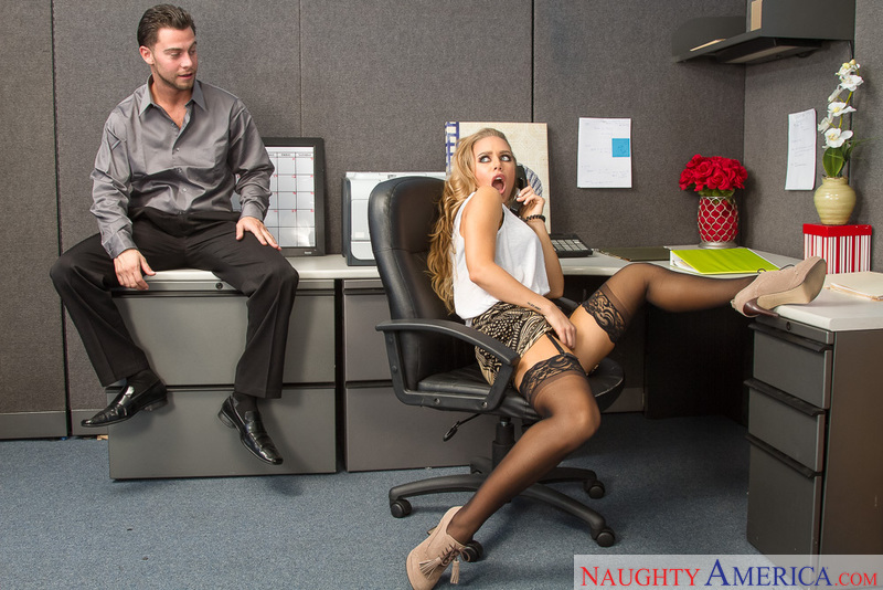 Naughty Office - Nicole Aniston