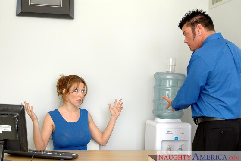 Naughty Office - Christina Brook