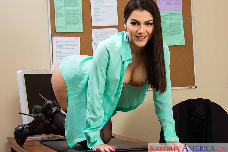 Naughty Office - Valentina Nappi