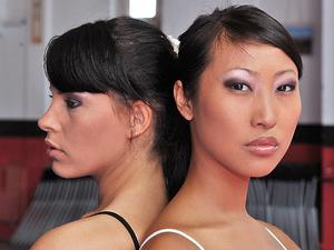 NudeFightClub presents Sharon Le