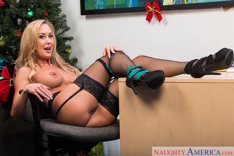 Naughty Office - Brandi Love & B