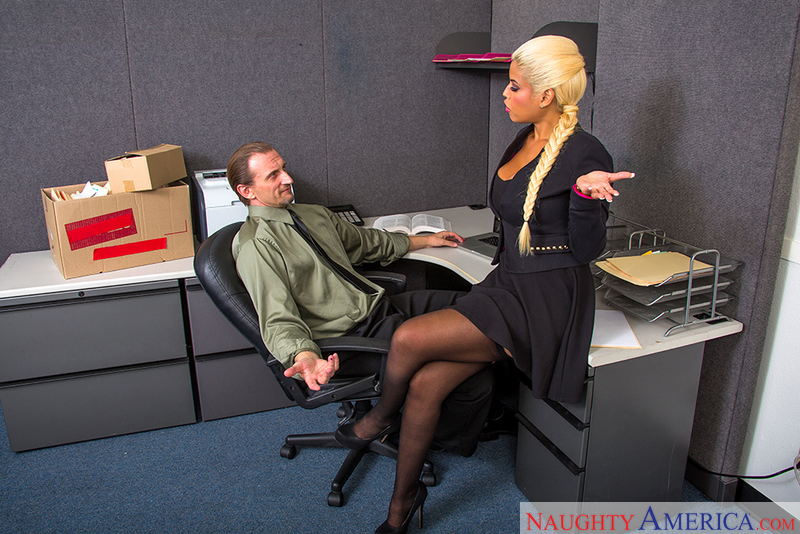 Naughty Office - Bridgette B. &