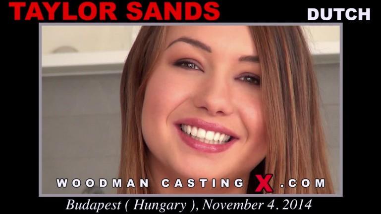 Taylor Sands casting