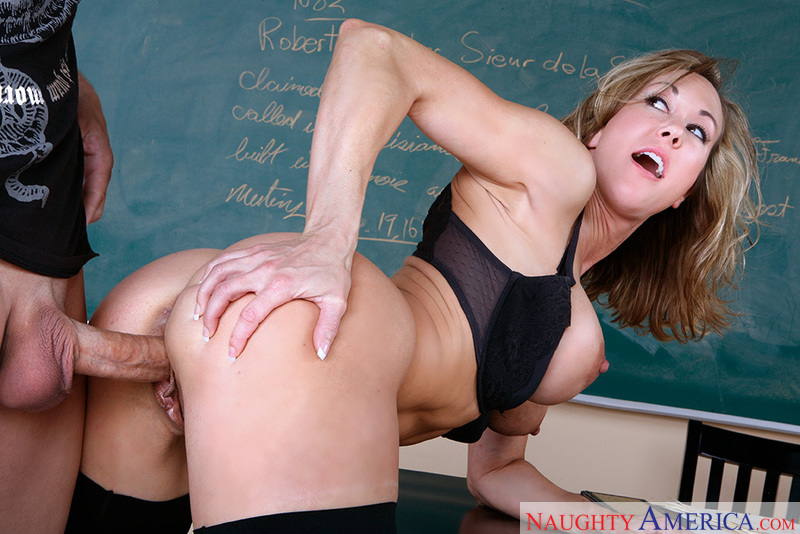 My First Sex Teacher - Brandi Lo