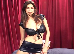Black Latex Outfit Striptease Th