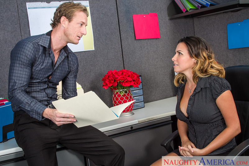 Naughty Office - Danica Dillon &