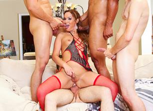 Transsexual Gang Bangers #17 Scenes