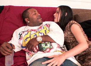 I Had Sex With A Black Man #5 - Mina Lee & Shorty Mac Scène 1