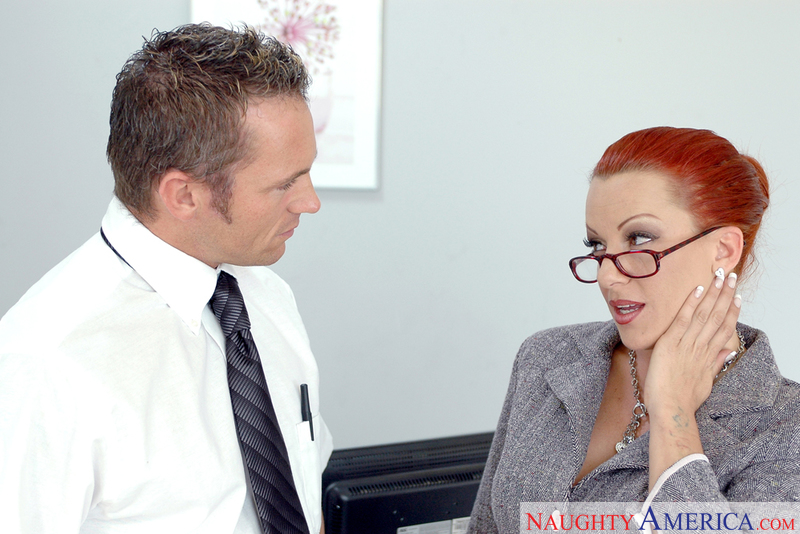 Naughty Office - Shannon Kelly &