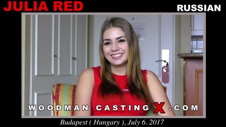 Julia Red casting