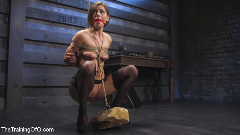 Slave Training of Sydney Cole