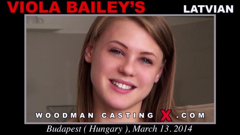 Viola Bailey's casting