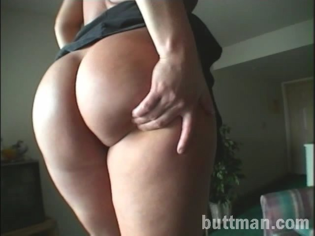 Buttman's Big Butt Backdoor Babe