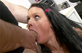 Hardcore Deepthroat Szene 3