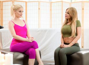 Test Massage Scène 1