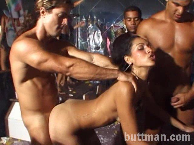 Buttman's Popo Zuda Party