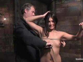2 Basic Breast Ties with Matt Williams | Kink.com