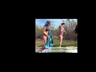 Ophelia Rain presents Dripping Hot Three Girl Orgy